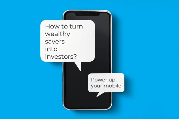 Niedrige Konvertierung von Spareinlagen in Investments? Lösung: die Conversion Engine