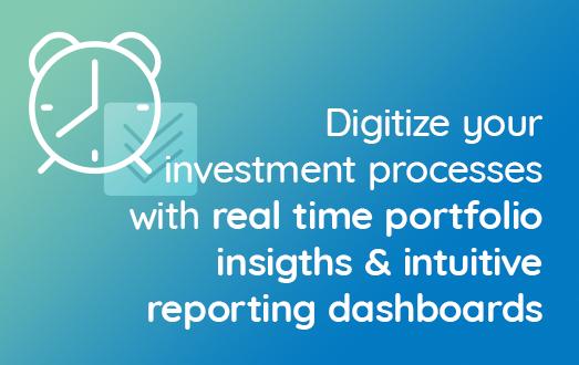 Digitizeyourinvestmentprocesses - with portfolioanalytics& intuitivereportingfrontends