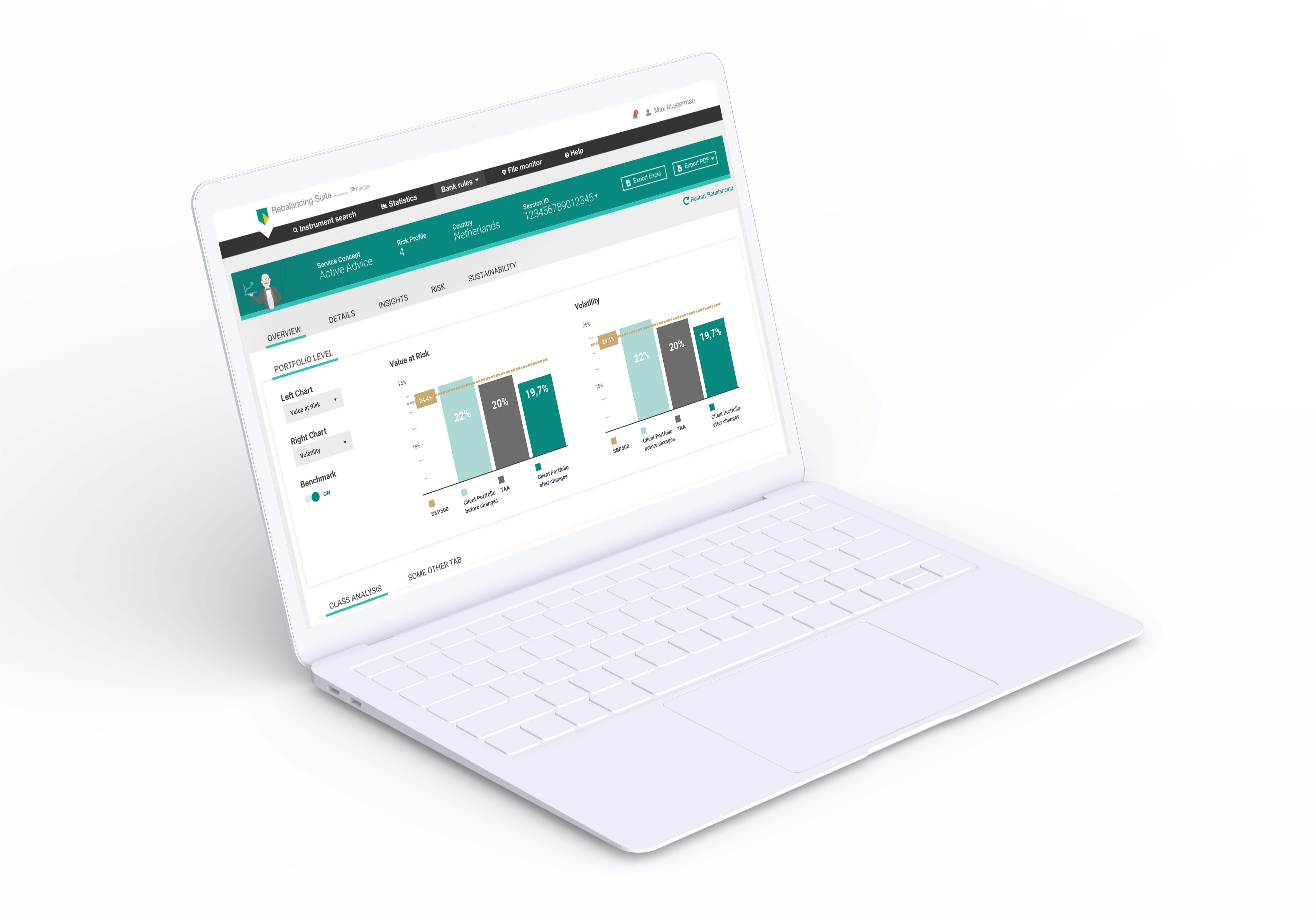 Vorteile unserer Advisor Software