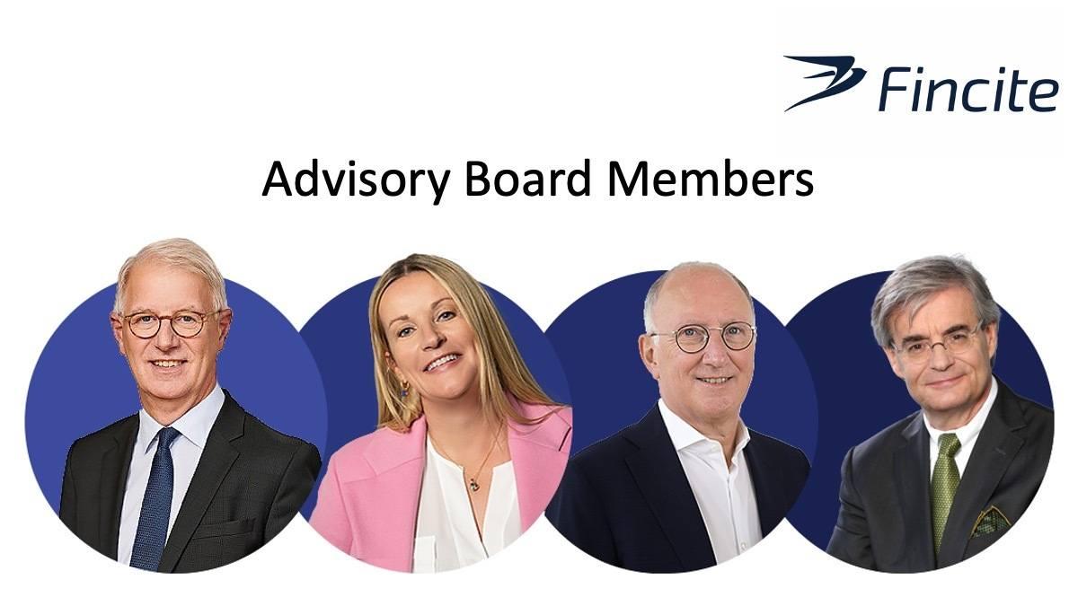 Fincite stellt Beiratsmitglieder vor