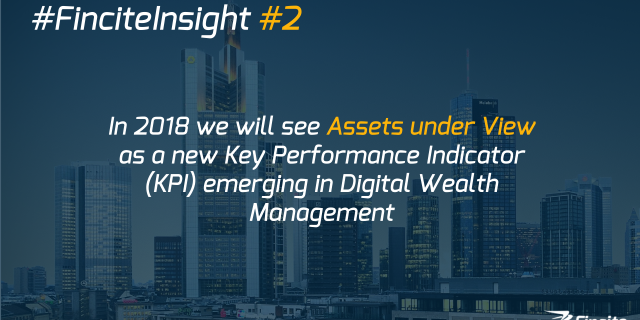 Assets under View – a new KPI in Banking