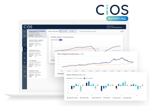 Digitales Investment Reporting